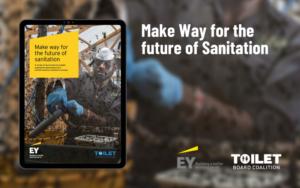 Make way to the future of sanitation