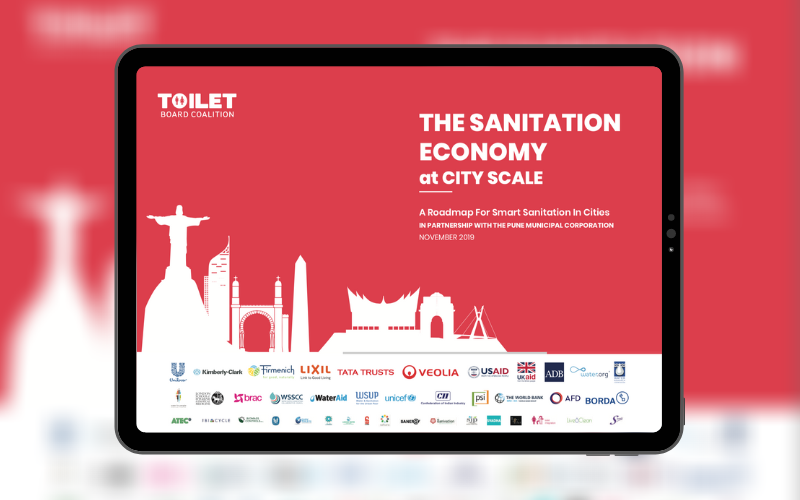 Sanitation Economy at City Scale