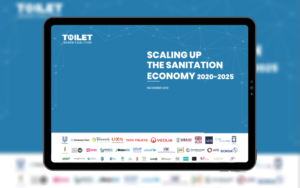 Scaling up the sanitation economy