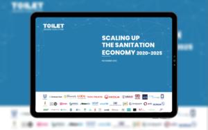 Scaling up the sanitation economy
