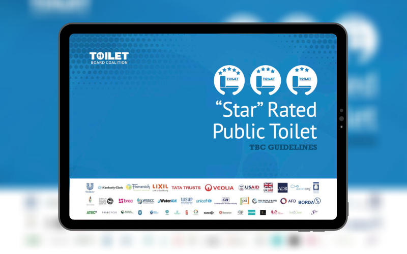 Star Rated public Toilets Guidelines